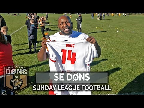 SE DONS | KENT CUP ROUND 2 | THE RETURN OF BIG DOUG | Sunday League Football