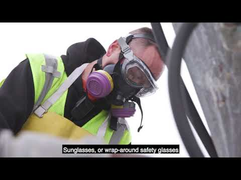 Discusses Various Types Of Personal Protection Equipment And The Requirements For Respirator Use(CC)