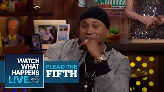 LL Cool J | Plead the Fifth with Chrissy Teigen | WWHL