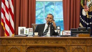 أوباما يهنئ كلينتون بنيل بطاقة الترشح ويشكر ساندرز