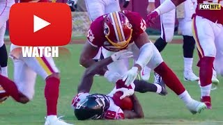 The Hardest Hits of Week 9 (HD) 2018 NFL Season