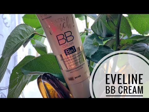 Eveline BB-крем 8in1  Бюджетная находка