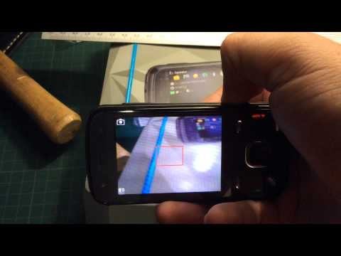 Bad camera button on nokia n86