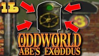 Stilllegen VERBOTEN! ! - Oddworld Abe