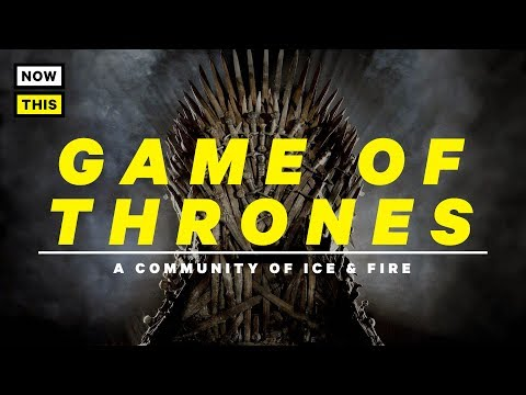 Game of Thrones - A Community of Ice and Fire & Season 7 Predictions | NowThis Nerd