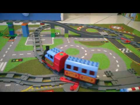 Treno Lego Duplo