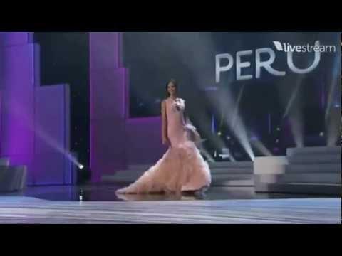 Miss Universe 2011 Preliminary - PERU (Natalie Vertiz)