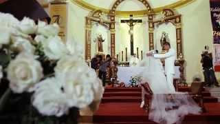 Arwind Santos and Ivette Gavieres Wedding Video