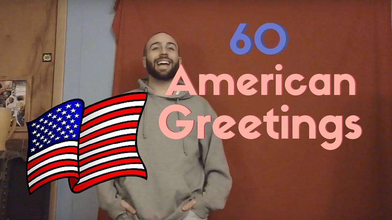60 American Greetings Youtube