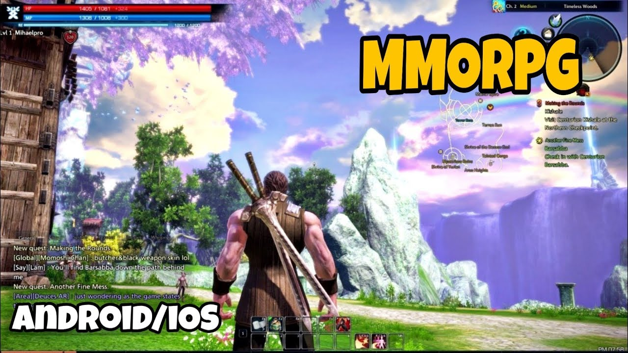 Top 10 Best Free To Play Mmorpg For Android Ios You Should