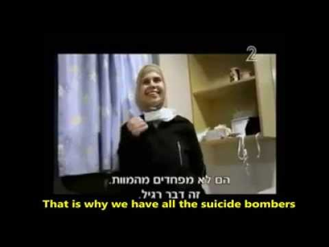 Muslim Woman From Gaza Brings Child To Israeli Hospital. Hopes He Grows Up To Be Suicide Bomber