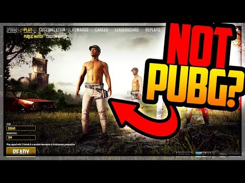 This is NOT PUBG! (Playerunknown&39;s Battlegrounds) | PUBG Mobile |