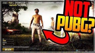 This is NOT PUBG! (Playerunknown's Battlegrounds)   PUBG Mobile  