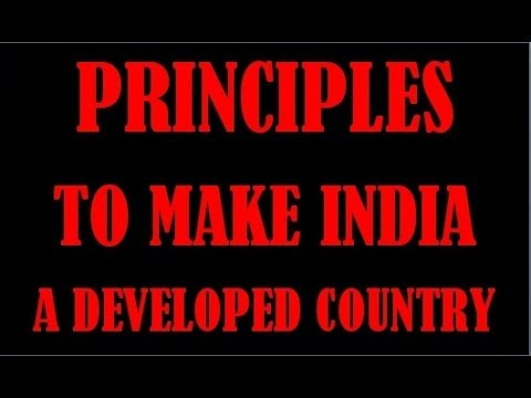 how to make india a better country