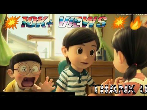 Ye Dil Kyu Toda || Doraemon-Cute Love Between Nobita And Shizuka.||
