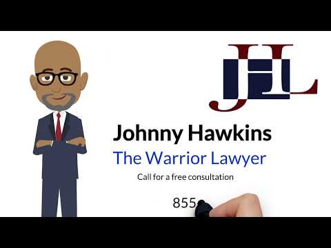 Professional Lawyer | Personalized Legal Service | Johnny Hawkins