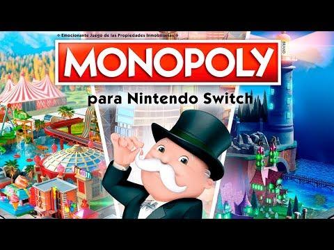 ¡Gatete vs Patito!- Monopoly (Switch) Naishys y DSimphony