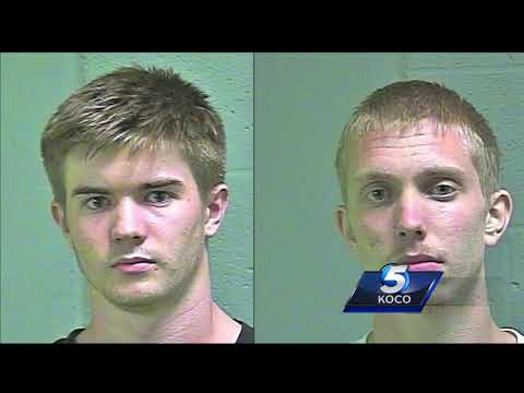 Pair Of Accused Burglars Hit Several Victims In Oklahoma, Lincoln Counties