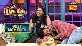 Vicky s Romantic Moment The Kapil Sharma Show Season 2 Best Moments