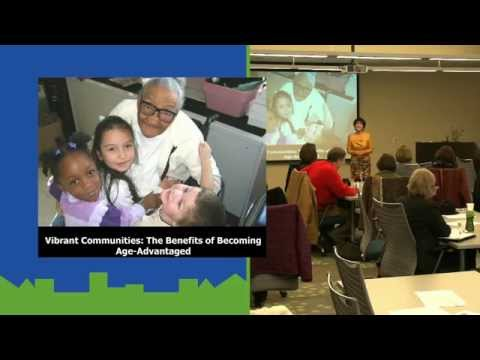Communities for All Ages Professional Network meeting