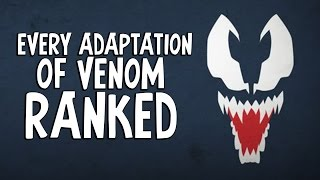 Every Adaptation of Venom Ranked