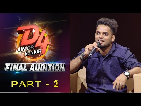D4 Junior Vs Senior I Final Audition - Part 2 I Mazhavil Manorama