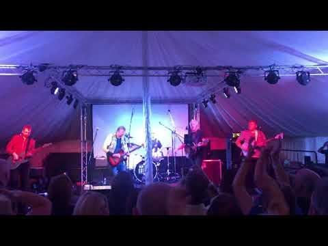 BIG COUNTRY LIVE @ THE ABERDOUR MUSIC FESTIVAL, FIFE, SCOTLAND 03/08/18 WONDERLAND