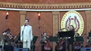 Вивальди- оркестр и Серж Полянский Утомленное солнце