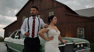 A Couple's Epic Vows | Emotional Missouri Wedding | Ashton & Dayton