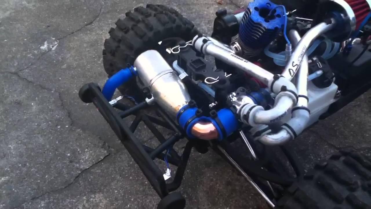 Slayer Pro 4x4 Nitro Revo Turbo Youtube