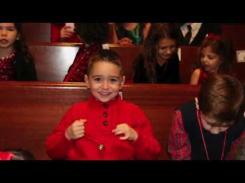 Academy of Saint Paul Prek-4 Christmas Pageant | Lusine Naljayan 2017