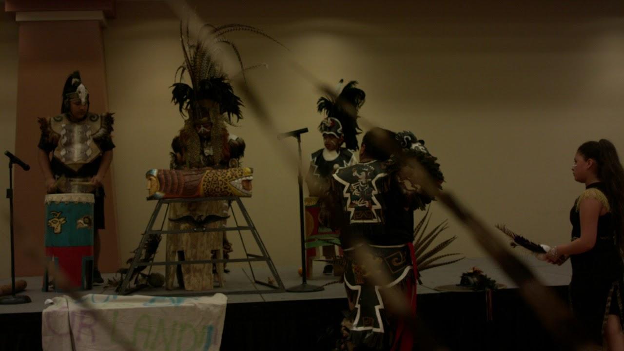 DeSoto County International Festival - Danza Azteca