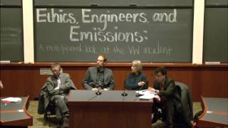 Ethics, Engineers, and Emissions: A multifaceted look at the VW incident