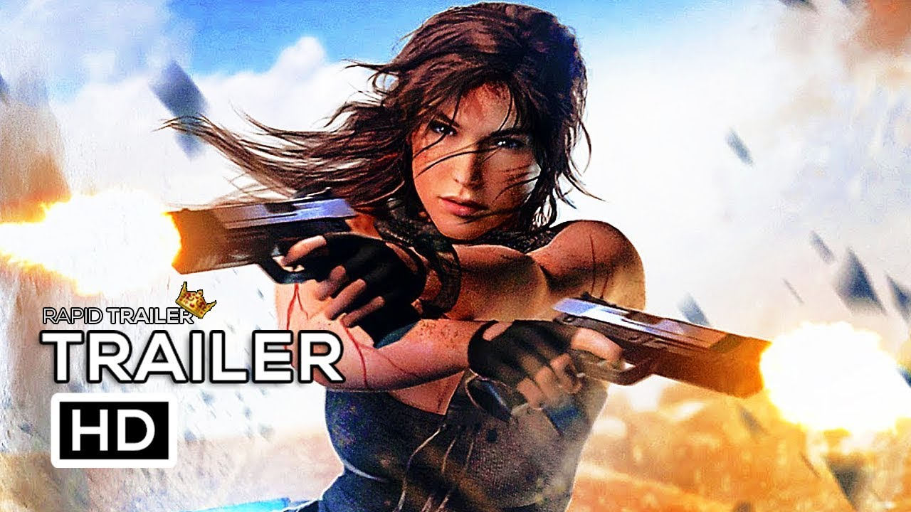 SHADOW OF THE TOMB RAIDER Trailer Teaser (2018) PS4, Xbox ...