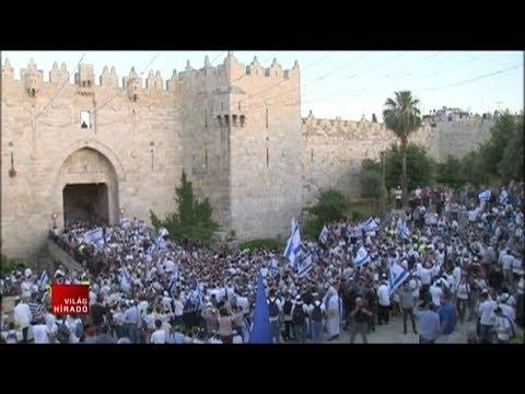 50. évfordulóját ünnepelte az újraegyesített Jeruzsálem