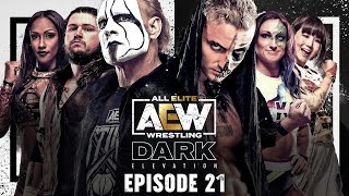 Sting & Darby Allin Headline 6 Loaded Matches + Statlander, Red Velvet & More | AEW Elevation, Ep 21