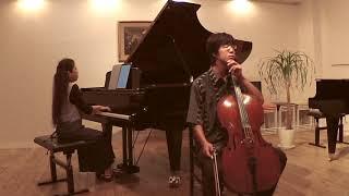Rachmaninoff cello sonata 3rd mov