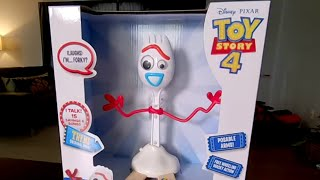 Forky from Toy Story 4: Preview the Movie's First-Ever Home Made Toy   Duke Caboom