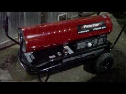 Torpedo Kerosene Heater Repair Amp How They Work Doovi