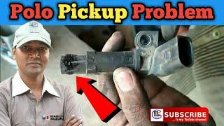 Polo pickup problem || Polo crank sensor position