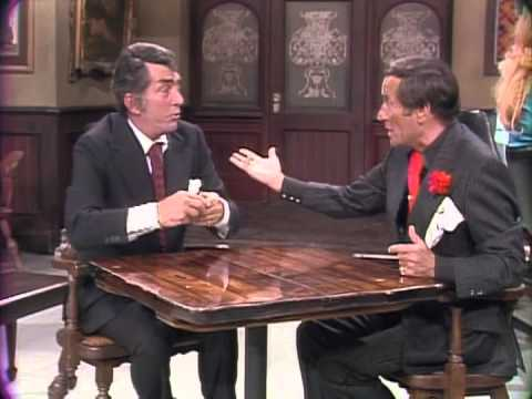Dean Martin & Joey Bishop  The Bar Imaginary Poker