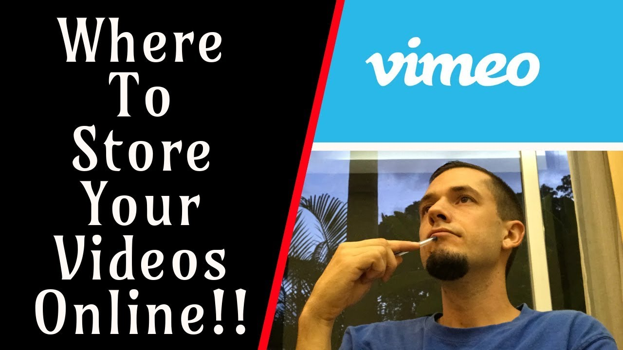 How to Store Your Videos Online - With Vimeo