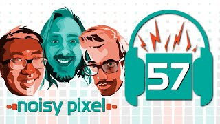 Noisy Pixel Podcast Episode 57 - DualSense Controller and a Whole Lot of Tangents