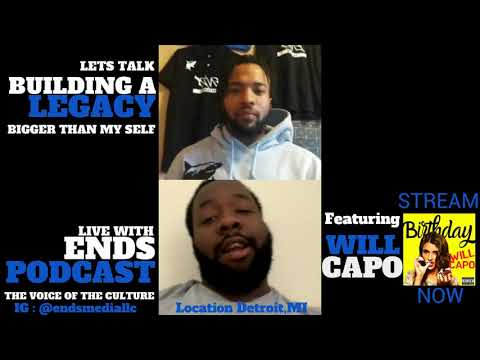 Will Capo talks sound of Detroit Now and Then