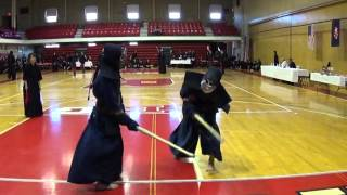 Sung Hun vs Grant Gallas (Shido DC) 2dan/3dan Semifinals