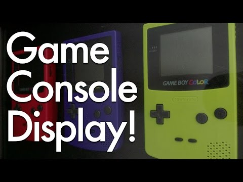 Don't Store Your Old Gaming Hardware, Display It!
