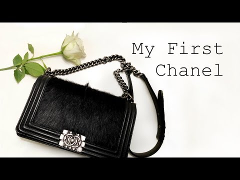 MY FIRST CHANEL BAG!  d246380f0ef5c