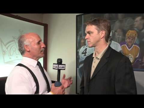 Luc Robitaille on Dustin Brown's Contract Extension