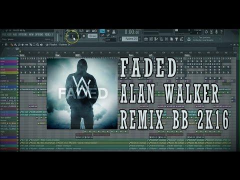 FADED - ALAN WALKER BREAKBEAT REMIX - AZAII TATSUYA