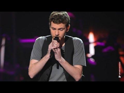 Robbie Balmer sings Burn For You | The Voice Australia 2014